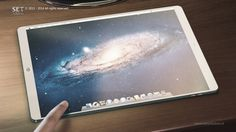iPad Pro 13 with OS X