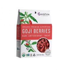 raw organic goji berries