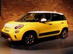 2014 Fiat 500L Test Drive http://blog.iseecars.com/2013/11/15/2014-fiat-500l-test-drive/