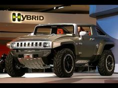 2016 Hummer H1 Hybrid