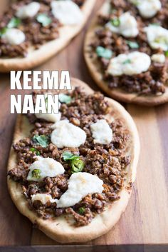 Vegan Keema Naan with Lentils, carrots and walnuts. Vegan version of keema. Serve over Naan bread or Pizza, fill tacos, wraps. Vegan Recipe, Can be gluten-free and soy-free