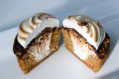 please, sir, can i have s'more? cupcake by pastryaffair on Flickr.