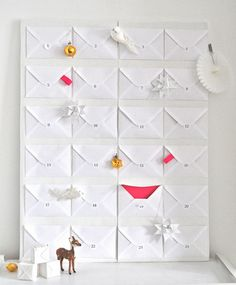 DIY: Advent calendar #diy #crafts