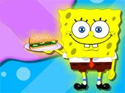 Free Online Girl Games, Spongebob Underwater Restaurant - Spongebob is in charge of the newest restaurant in town and he needs help keeping up with the orders!  In Spongebob Underwater Restaurant, you must help Spongebob seat his friends, serve orders, and collect the bill before the end of his shift!  Don't let Spongebob's friends wait too long or they'll leave in anger!, #spongebob #restaurant #time management #cartoon