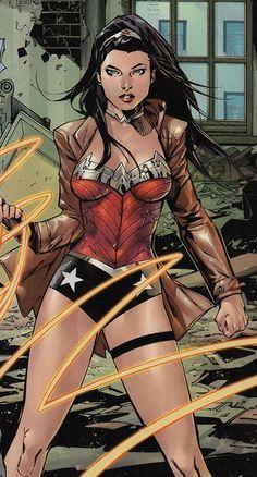 Tony Daniel's Wonder Woman