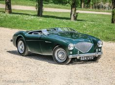 World Of Classic Cars: Austin-Healey 100 BN1 1954 - World Of Classic Cars...