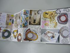 Sketchbook by Alison Riddy, UCA Rochester Contemporary Jewellery Sketchbook Layout, Textiles Sketchbook, Sketchbook Pages, Sketchbook Inspiration, Sketchbook Ideas, Jewellery Sketches, Jewelry Sketch, Jewelry Design Drawing, Jewelry Illustration