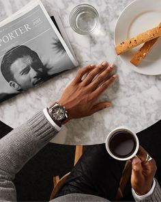 mrporterlive Time for a wardrobe update? Comment with your style queries – we'll be responding to our favourites on The Daily at the end of the week. Vegetarian Lifestyle, Becoming Vegetarian, Beginner Vegetarian, Vegetarian Recipes, Coffee Photography, Lifestyle Photography, Object Photography, Product Photography, Men's Accessories