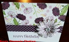 Daisy Delight - Stampin' Up!