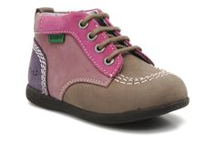 Babystart Kickers (Beige)  Baby shoes pour Elisa
