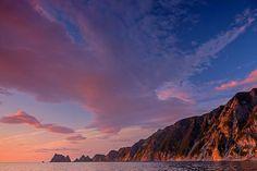 Рассвет на Камчатке  Предлагаем вам насладиться красотой той самой первозданной