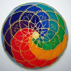kaleidescope rainbow mandelas   Share