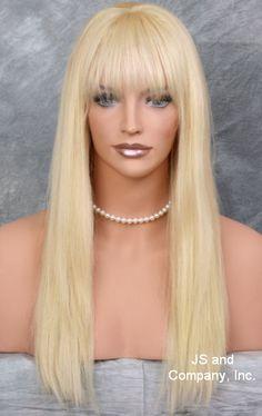 100% Human Hair Wig Niela 613