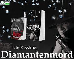 """""""Diamantenmord - Klinker-Reihe 2"""" von Ute Kissling ab Oktober 2015 im bookshouse Verlag. www.bookshouse.de/wallpapers/"""