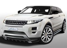 Range Rover Evoque 2015 White Edition
