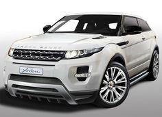 Range Rover Evoque 2015 White Edition