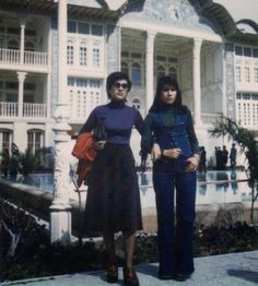 Fashion In 1970s Iran before the Islamic Revolution  Best of Web Shrine
