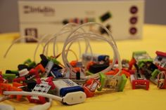 littleBits! #programmingforkids #digitaldragonco #santamonica