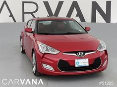 2012 Hyundai Veloster Int 2012 Veloster Int with 56223 Miles mile for sale at Carvana