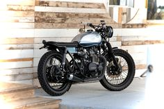'74 Kawasaki KZ400, 'Nomad' | Tony Prust of Analog Motors