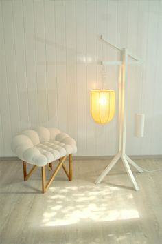 cloud chair. Love!!