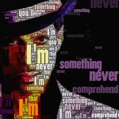 I'm Something That You'll Never Comprehend by hbcreative on DeviantArt. PRINCE ❥ Prince Rogers Nelson [June 7, 1958 – April 21, 2016]