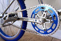 Vintage Bottom Bracket 1 Piece Cranks Old School BMX Tange Shimano Suntour