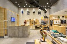 Redley, Norte Shopping - 2017. Retail Design I Shop Spaces I Interior Architecture I Design de Interiores I Projetos Comerciais.