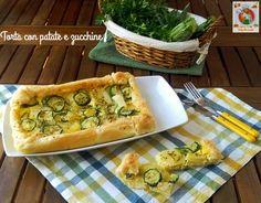 Torta+con+patate+e+zucchine