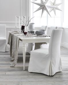 INGATORP dining table,INGOLF dining chair from IKEA
