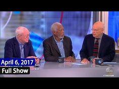 THE VIEW Show (April 6, 2017) Morgan Freeman, Michael Caine & Alan Arkin...