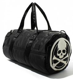 Head Porter x mastermind JAPAN Fall 2011 Luggage Collection » mastermind-head-porter-fallwinter2011-bags-5