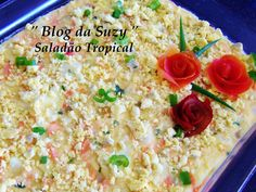 Blog da Suzy : Saladão Tropical