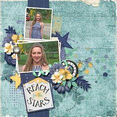 Reach for the Stars - Scrapbook.com