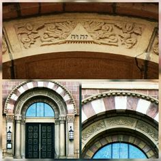 Jehovah's name on Cathedral Basilica of St. Francis of Assisi Santa Fe NM
