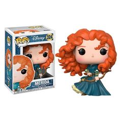 (Sponsored) Brave Merida Pop! Vinyl Figure #324