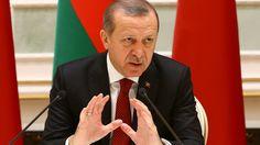 Erdogan boos op België | De Tijd