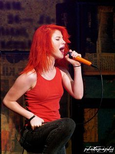 Hayley Williams Hayley Paramore, Paramore Hayley Williams, Stunning Women, Beautiful Models, Emo, Hayley Wiliams, Panic! At The Disco, Beautiful Redhead, Green Day