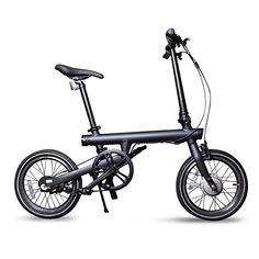 Xiaomi Mi QiCycle Faltbares E-Bike EU-Version - Schwarz günstig kaufen Folding Electric Bike, Folding Bicycle, Bicycle Wheel, Electric Bicycle, Brompton, 16 Inch Wheels, Car Boot, Bike Store, Commuter Bike