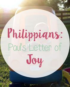 """In our Bible journaling today we are reading in Philippians chapters 1 and This letter of Paul's is rightly called his """"Letter of Joy. Scripture Study, Scripture Quotes, Scriptures, Book Of Philippians, Hopelessly Devoted, Letter To Yourself, Bible Knowledge, Bible Journal, Christian Inspiration"""