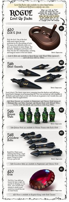 PolyHero Dice is raising funds for PolyHero Dice - Rogue Set on Kickstarter! From the shadows rolls a PolyHero Dice Set for heroes of a more mysterious kind. steal yourself a set! Dungeons And Dragons Classes, Dungeons And Dragons Homebrew, Rogue Dnd, Dnd Dragons, Dungeon Master's Guide, Create Your Own Adventure, Dragon Dies, Dnd Funny, Sneak Attack
