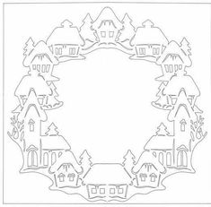 Christmas stencils to cut out of paper on the windows: 24 thousand images found in Yandeks. Christmas Drawing, Christmas Paper, Christmas Colors, Christmas Projects, Handmade Christmas, Christmas Stencils, Christmas Templates, New Years Decorations, Christmas Decorations