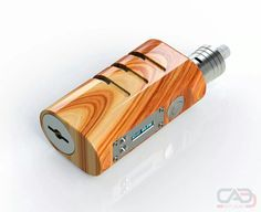 news and interesting articles from the world of e-cigarettes! #whichecigarette Frost box mod
