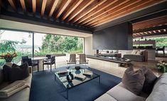chk arquitectura / residencia sobre del lago valle de bravo