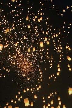 """Yee Peng Festival""  Floating lantern"