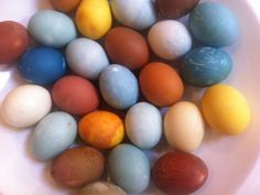 """How to Dye Eggs Naturally and Why It Matters - A thank you to parents for getting the word out about artificial food dyes through the Center for Science in the Public Interest: """"My child has been out of control since he was 2 years old. We tried every ADHD medication available with little success. After changing his diet to dye-free foods, he's been a completely different person. I want to cry knowing that all we had to do was avoid dyes."""" - Cynthia Ogea, Lake Charles, Louisiana…"""