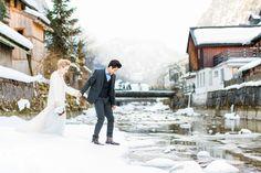 Winter Hochzeit Hallstatt