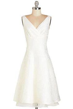 27 Second Wedding Dresses to Change Into - Wedding Dress Inspiration - Elle