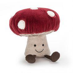 Jellycat knuffel Mushroom