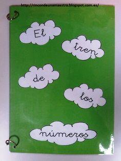 Rincón de una maestra: El tren de los números (decenas y unidades). 1er ciclo.